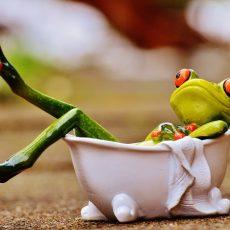 Kom genieten van onze ontspannen voetenbadjes